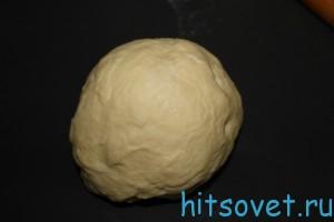 Тесто для бешбармака рецепт