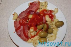 макароны по-итальянски рецепт