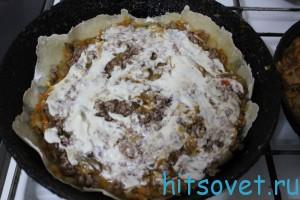 лазанья рецепт приготовления