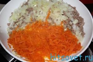 припустить морковь