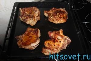 готовить в духовке