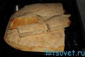 Армянская лепешка Матнакаш