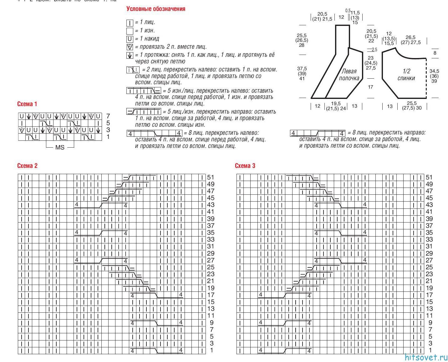 Юбки  Вязание крючком и спицами схемы и модели
