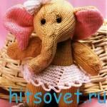 Слоненок крючком