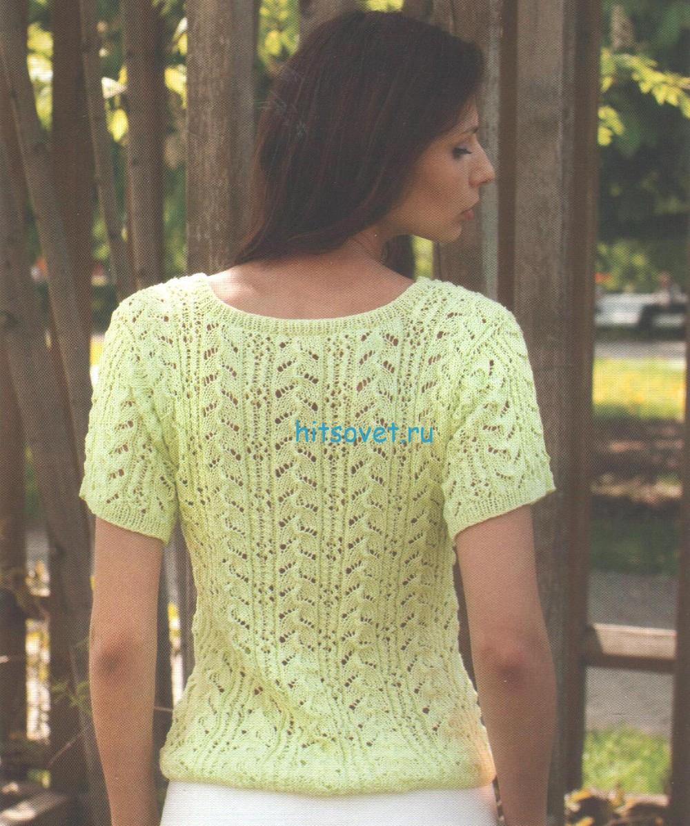 Соседние рубрики: туники спицами(119), Рубрики: вязание для женщин (пуловеры, жакеты, жилеты, свит/ летние кофточки