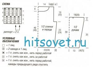Схема джемпера