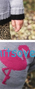 Вязание для девочки пуловера