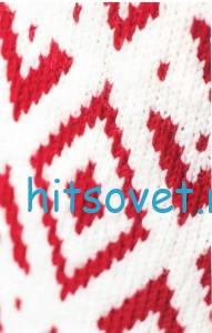 Жаккардовый свитер, фото 3.