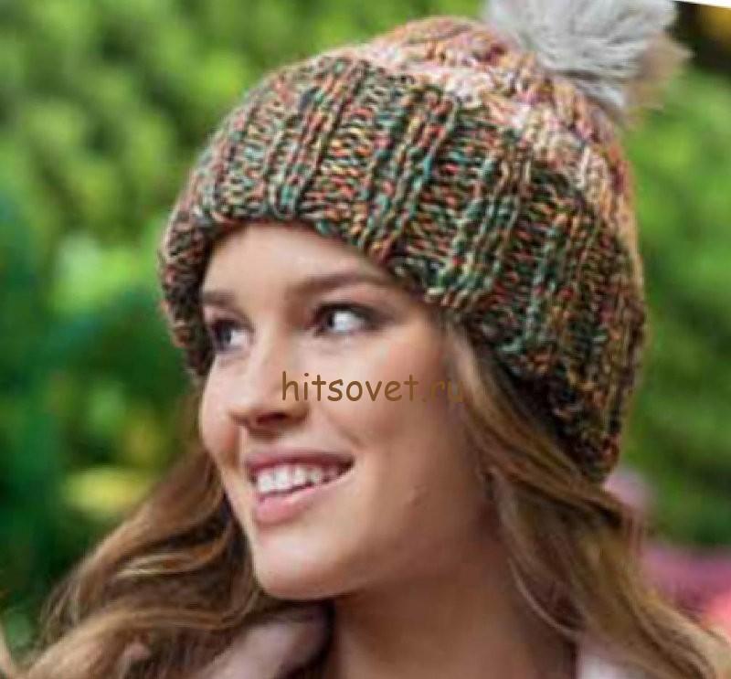 Модные шапки 2016, фото 1.