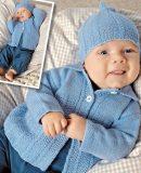 Вязание для мальчиков до 3 лет, фото.