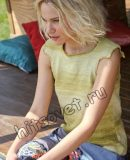 Вязание спицами топа, фото.