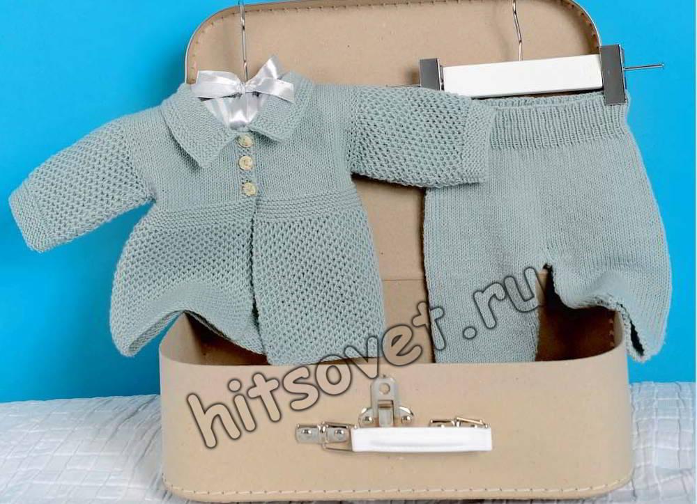 Хитсовет ру вязание малышам 50