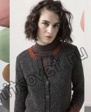 Жакет вязаный классический, фото 1.