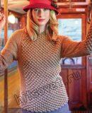 Женский свитер реглан, фото.