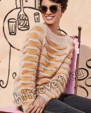 Джемпер вязание, фото.