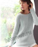 Пуловер женский реглан, фото 1.