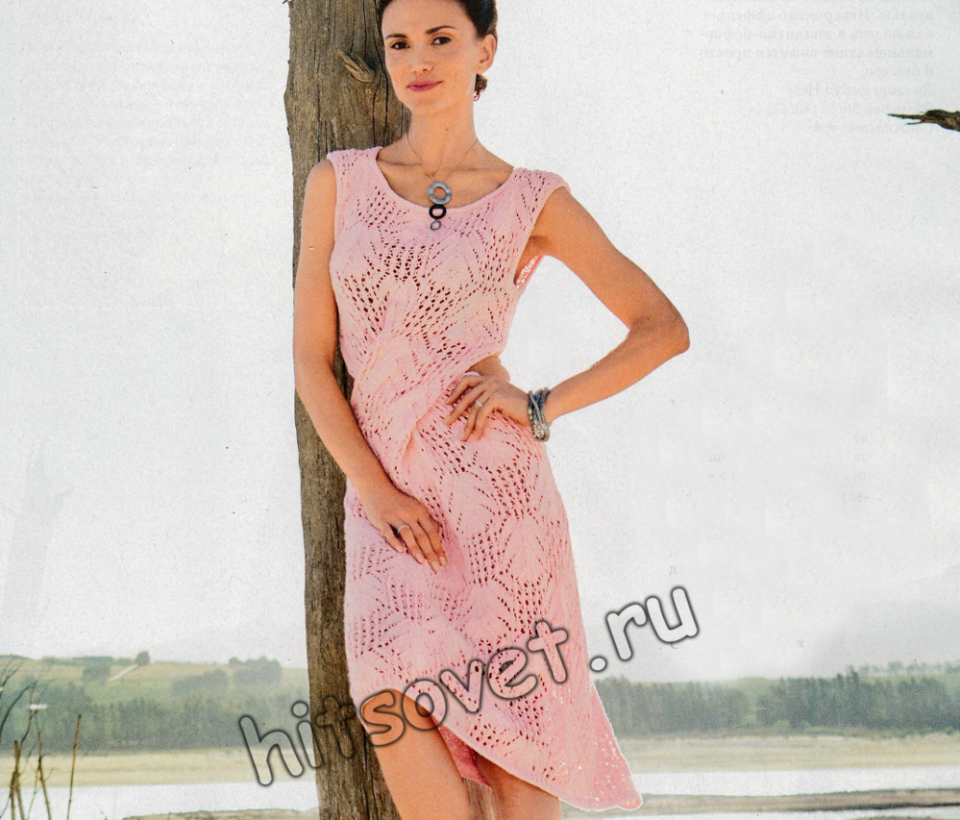 e390aa3320f вязанные платья
