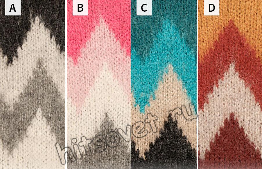 Вязание свитера Morocco Love, фото 3.
