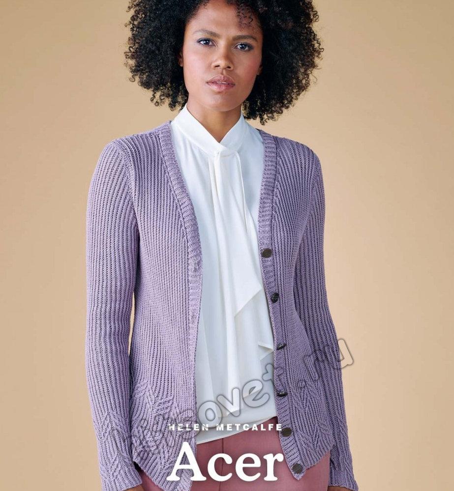 Вязаный жакет Acer, фото 1.